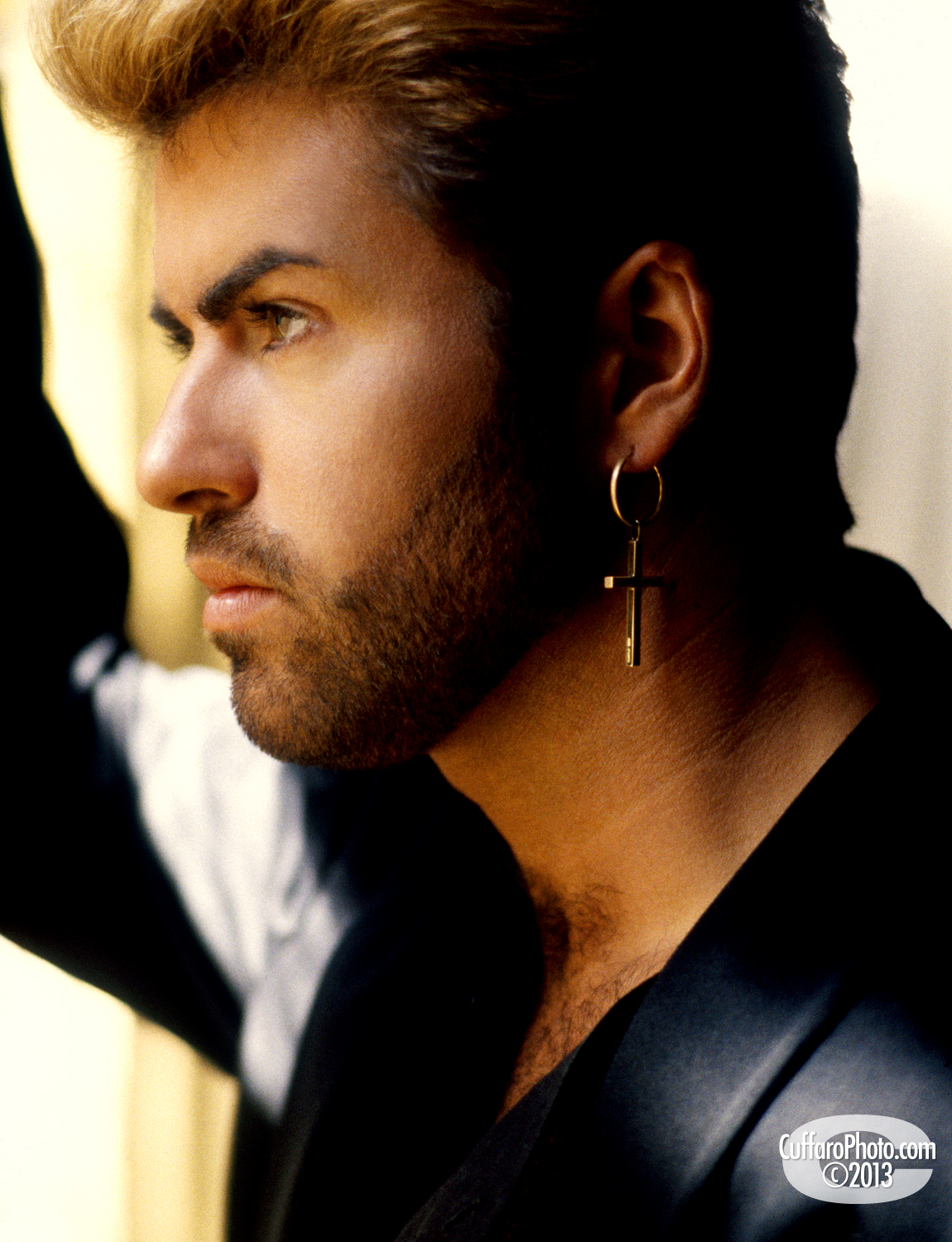 Discussion: Look at these George Michael Pics! - Classic ATRL George Michael