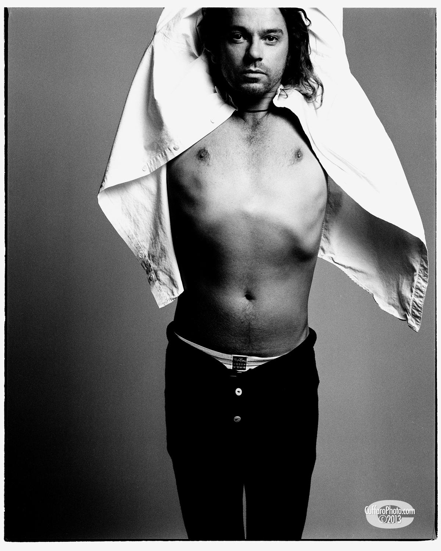 Michael hutchence nude