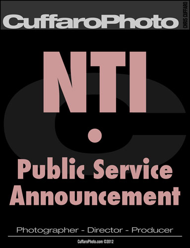 NTI – 'Public Service Announcement'