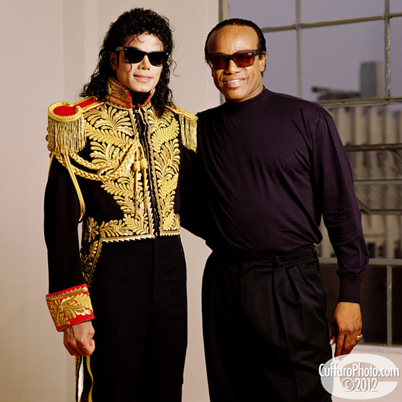 Bobby Womack w/Michael Jackson