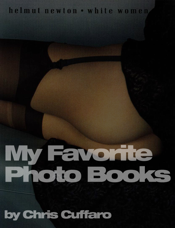 My Favorite Photo Books