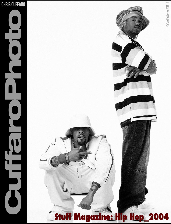 Stuff Magazine: Hip Hop_2004