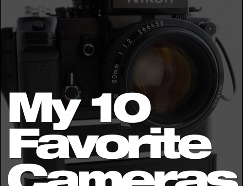 My 10 Favorite Cameras