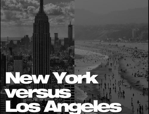 New York versus Los Angeles