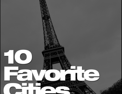 10 Favorite Cities