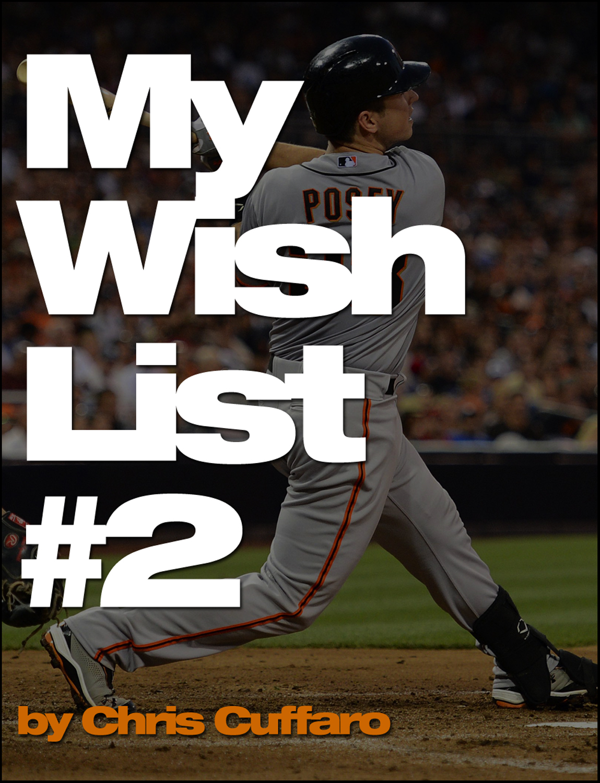 My Wish List #2