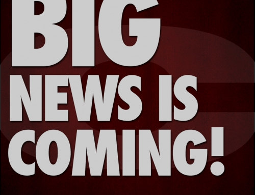 BIG News is Coming