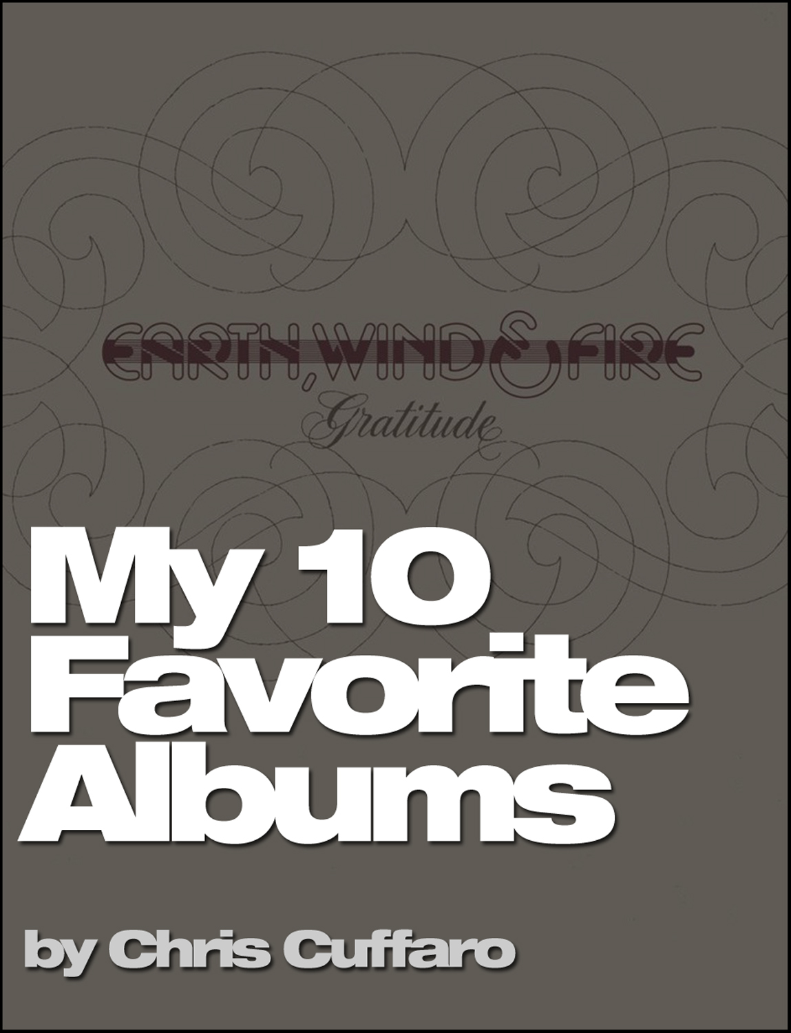 My 10 Favorite Albums