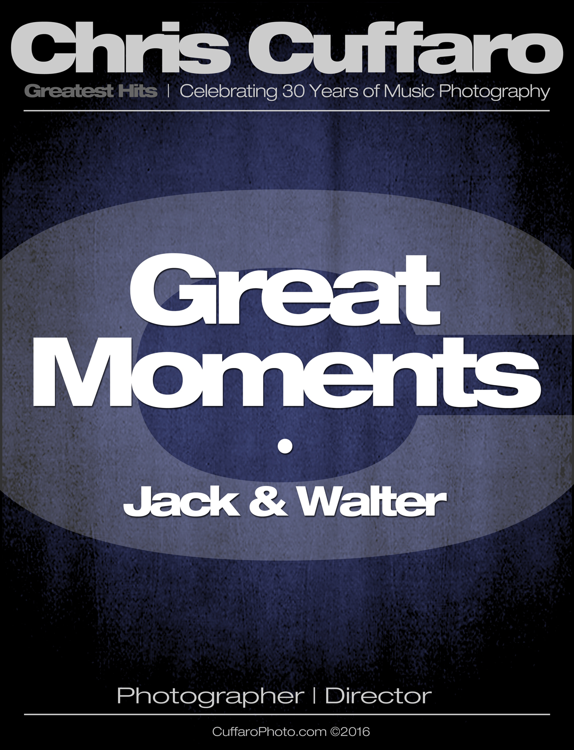 Great Moments: Jack & Walter