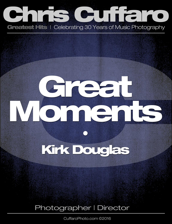 Great Moments: Kirk Douglas