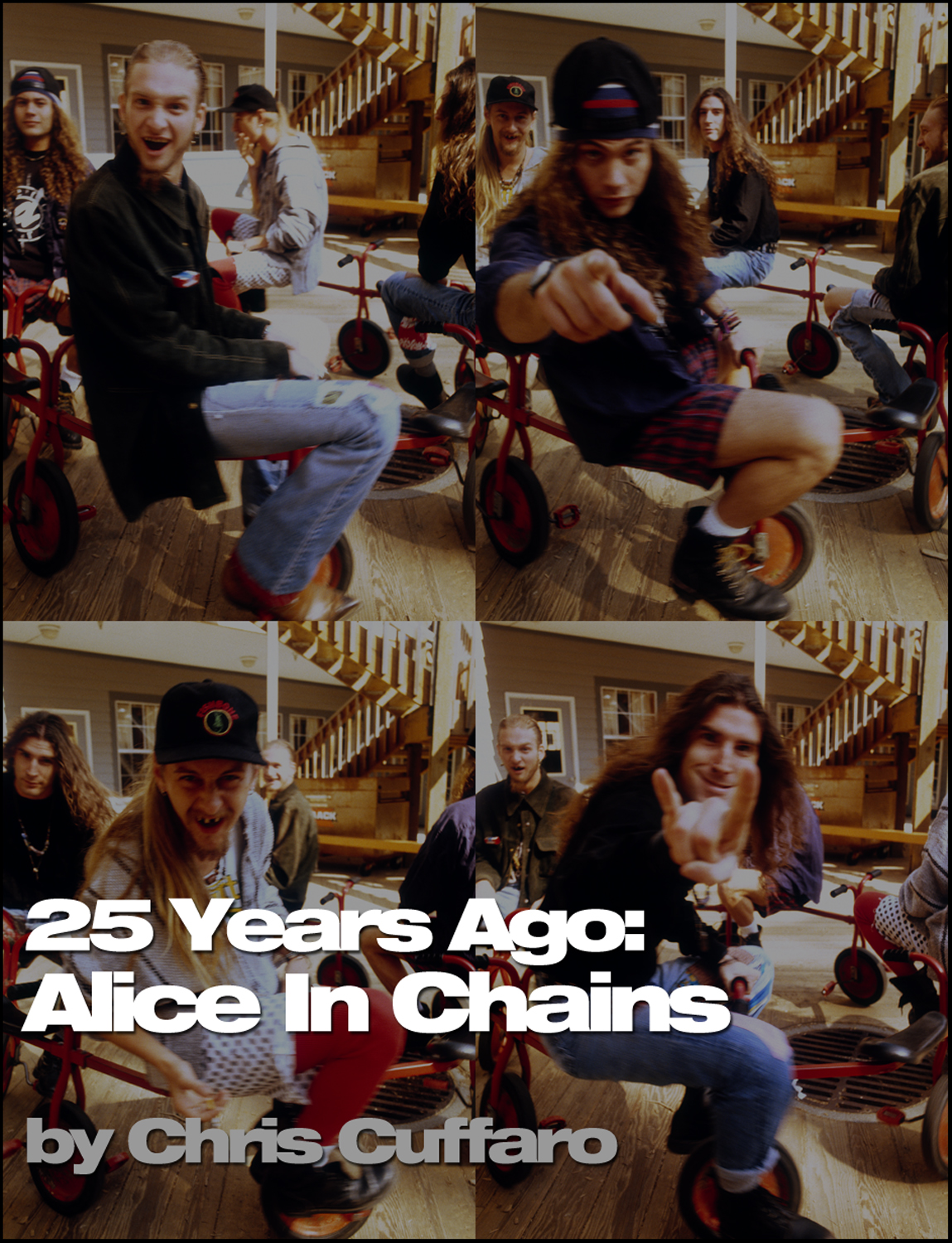 25 Years Ago: Alice In Chains