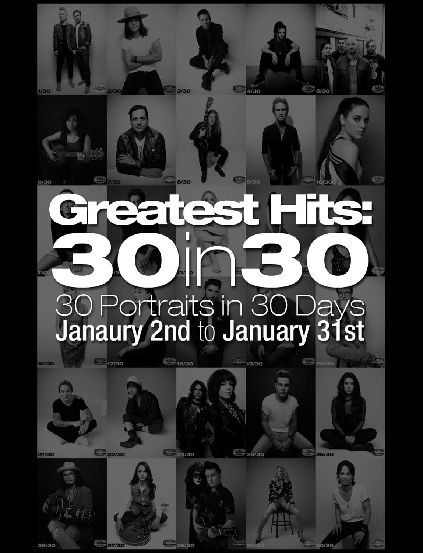 GREATEST HITS: 30in30 Recap!